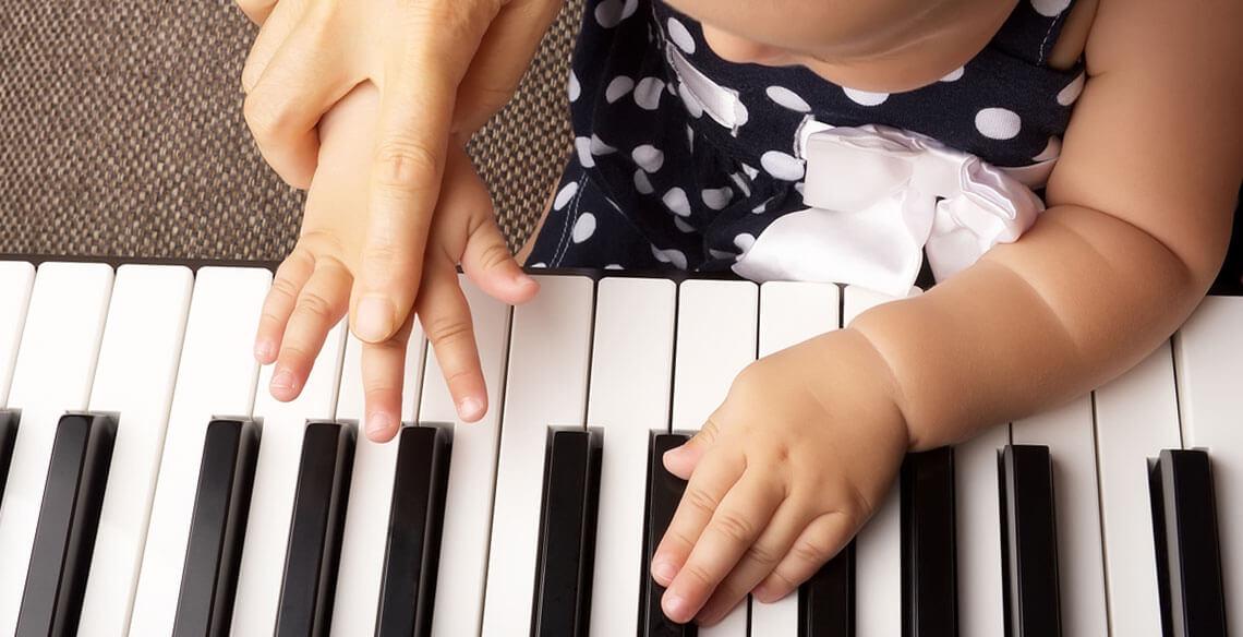 10 razões para investir na educação musical do seu filho
