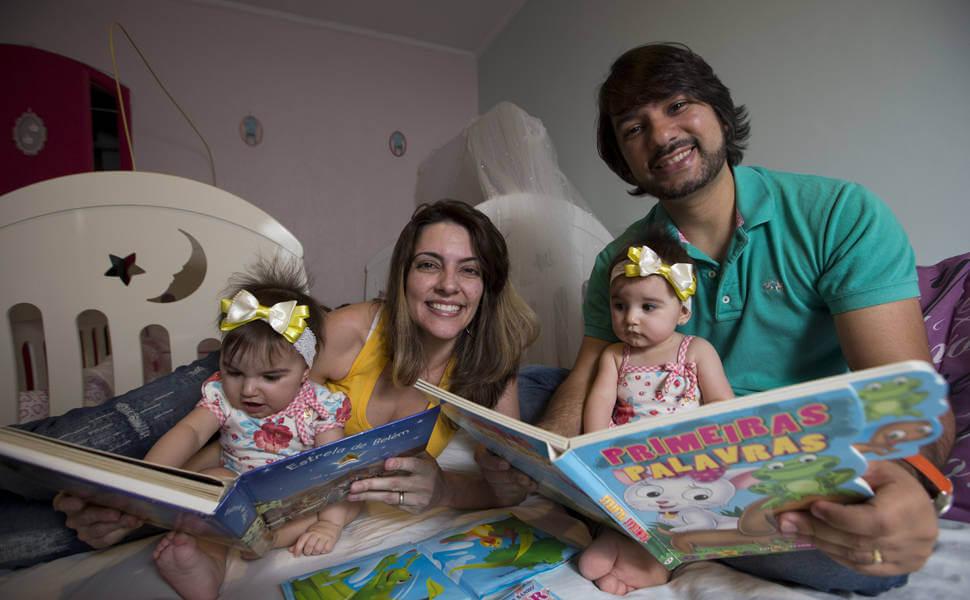 Campanha pede que pediatras de todo o país 'receitem livros' para crianças