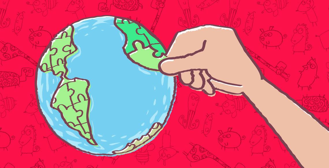 Como mudar um mundo tão complicado?