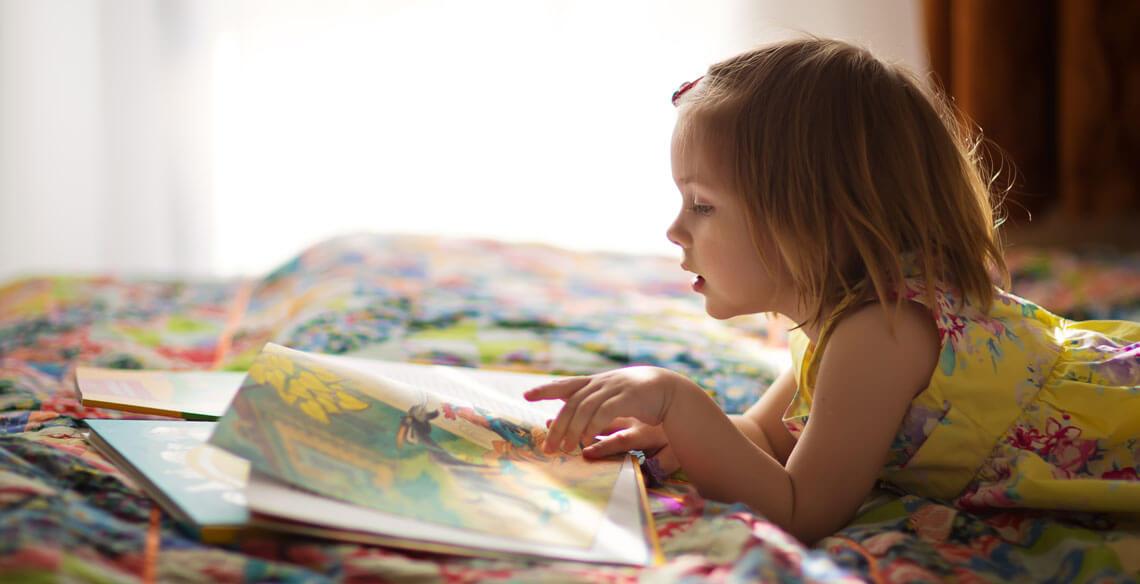 Nem sempre uma criança que gosta de ler é incentivada