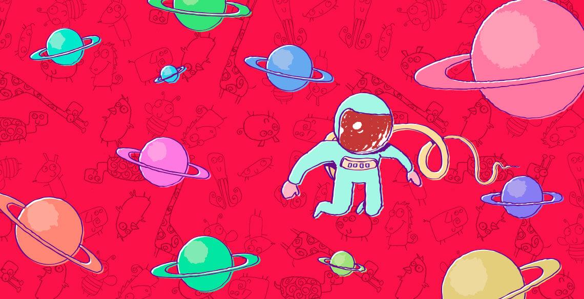 Qual é a cor de Saturno? Um livro para crianças curiosas