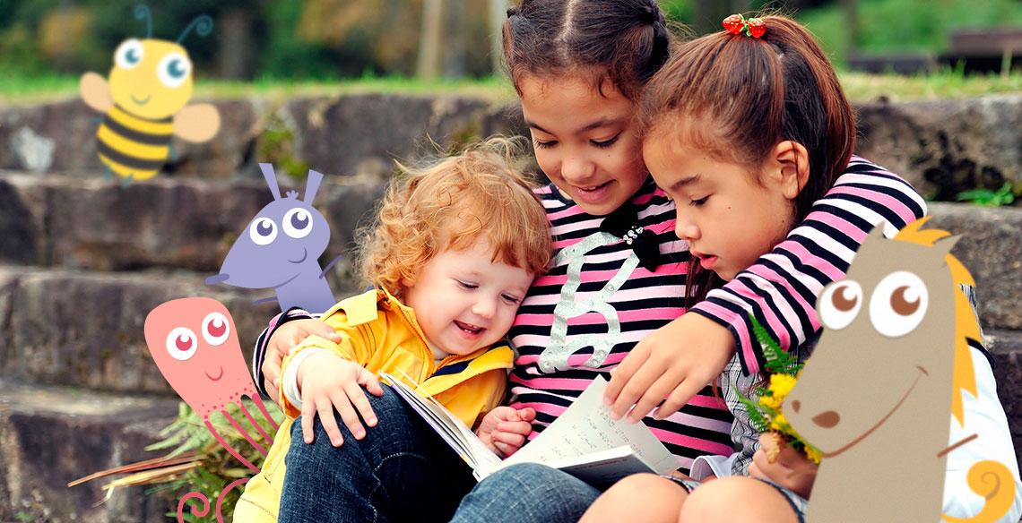 10 dicas para tornar o livro um presente atrativo para as crianças