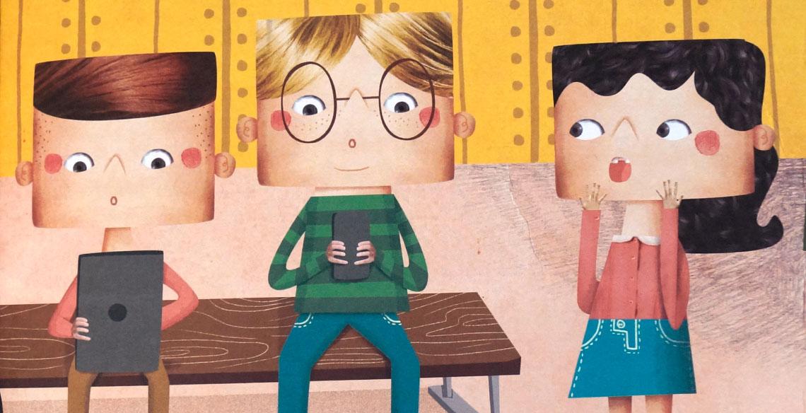 Uma geração conectada: como lidar com o uso da tecnologia na infância