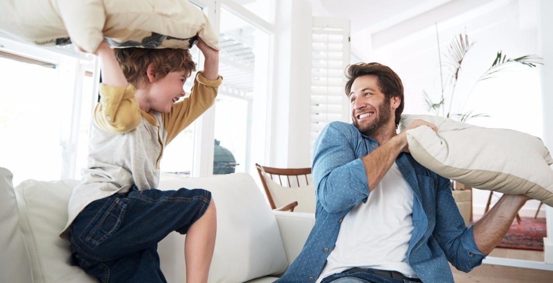 15 brincadeiras para fazer com as crianças antes que elas cresçam