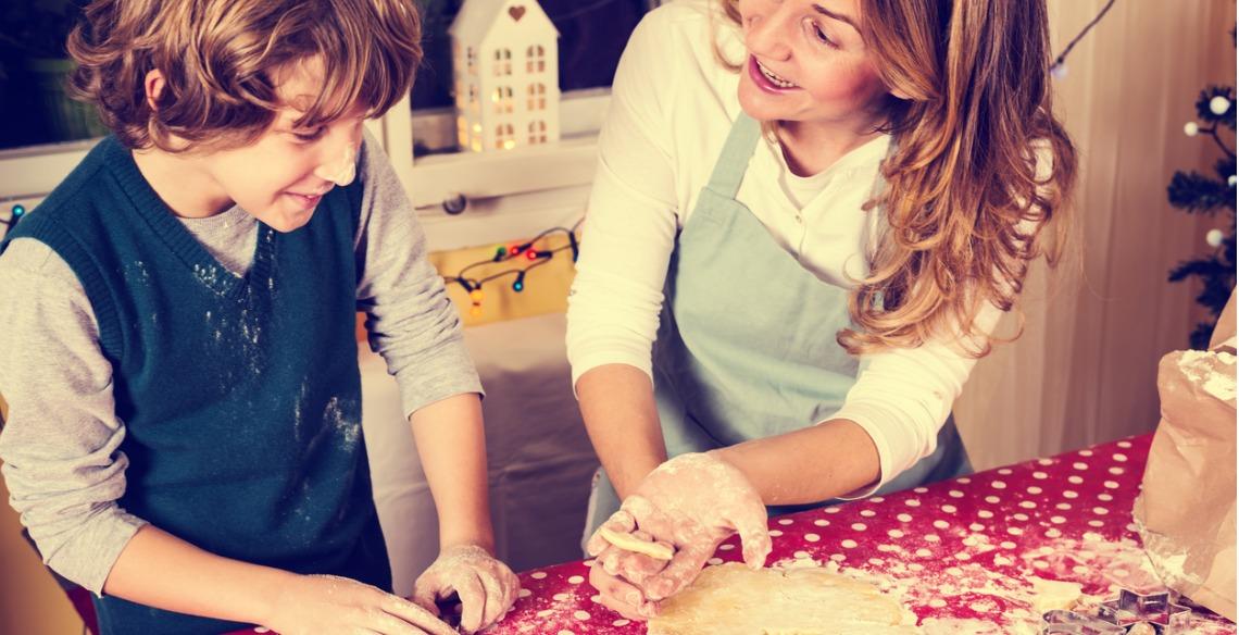 5 receitas de Natal fazer com as crianças