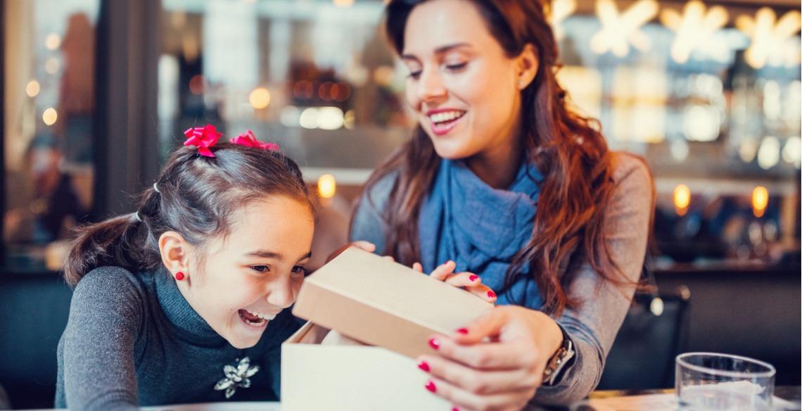 8 ideias de presentes para crianças (que não são brinquedos!)