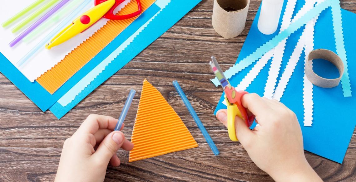 5 dicas de atividades manuais para crianças