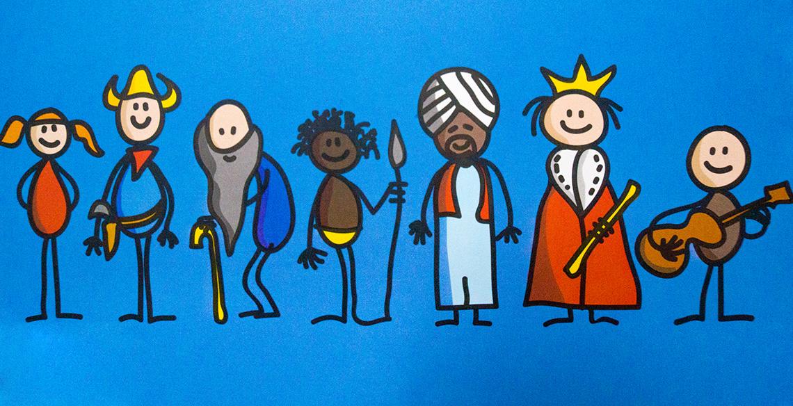 Um livro infantil sobre diversidade para ler com seu pequeno