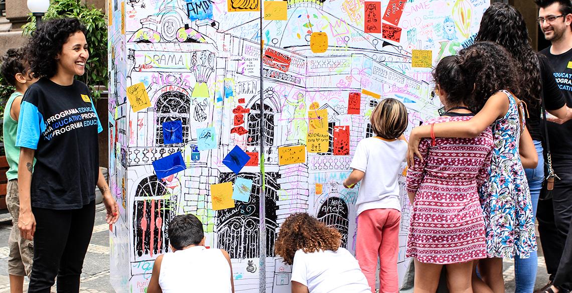 A arte como forma de inclusão