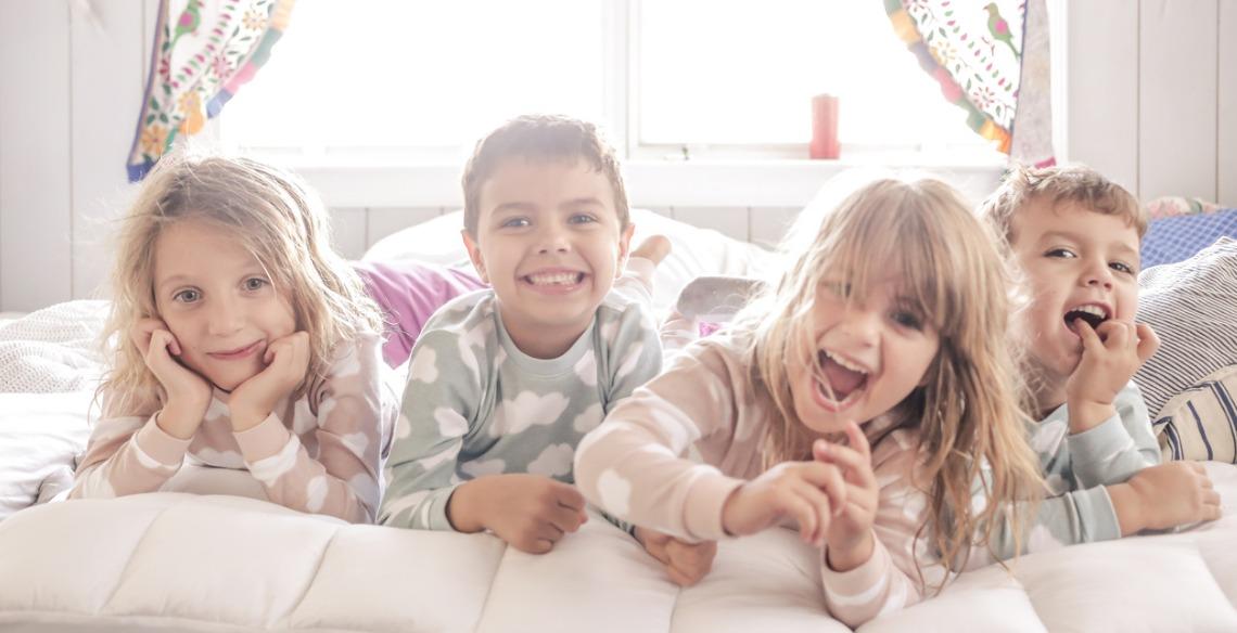 5 dicas para organizar uma festa do pijama para as crianças