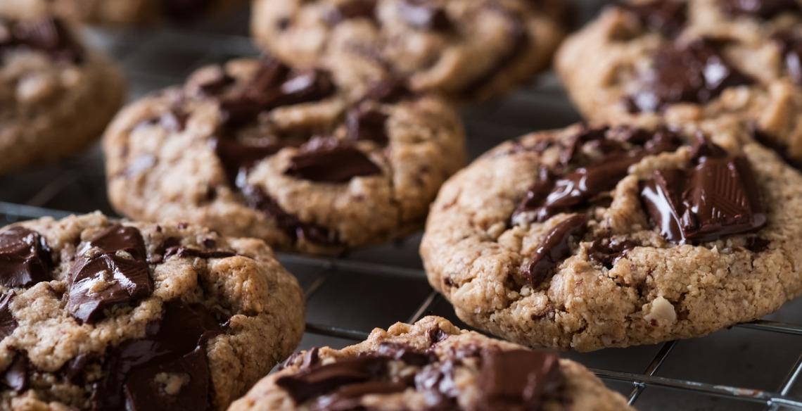 Receita de cookies para fazer com as crianças