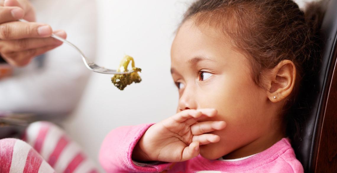 3 razões que tornam as crianças restritivas para comer
