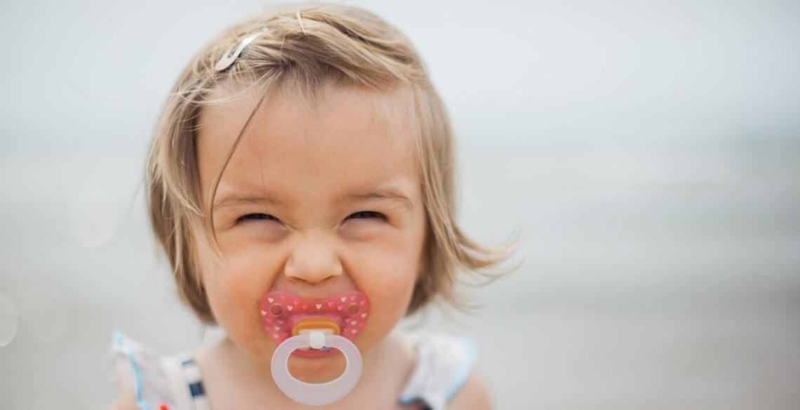 7 dicas para ajudar seu pequeno a deixar a chupeta