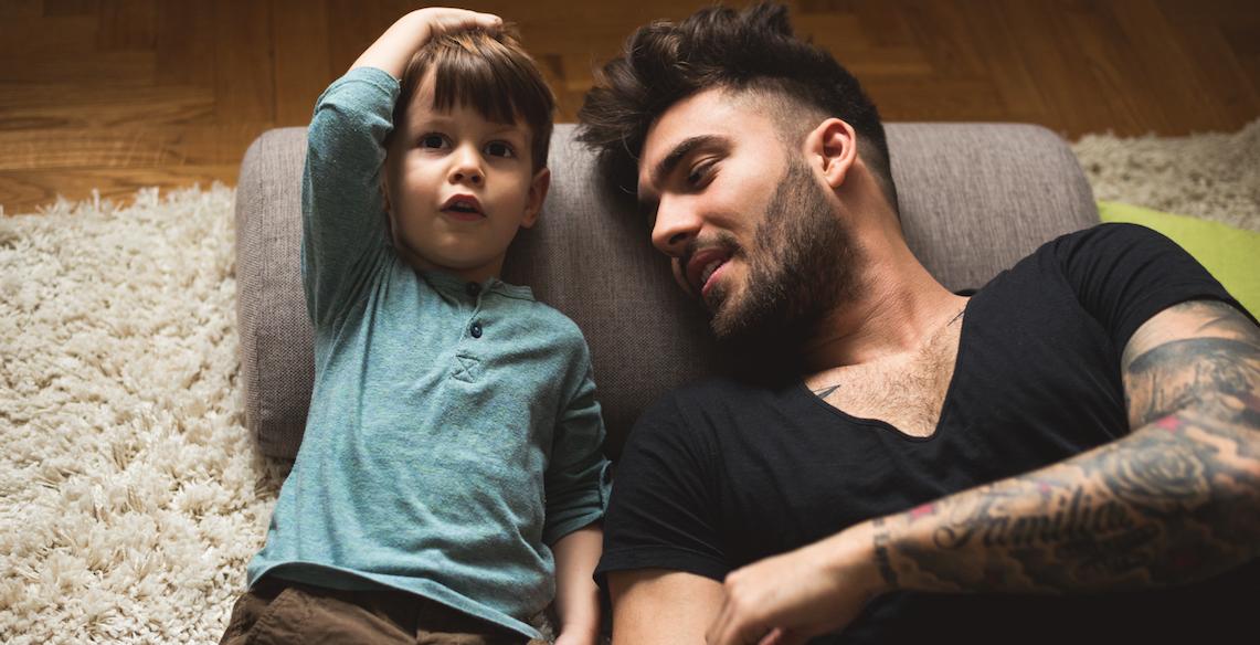 A importância de elogiar as crianças