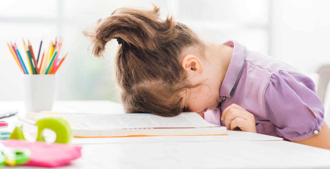 Rotina muito cheia: seu filho sofre com ela?