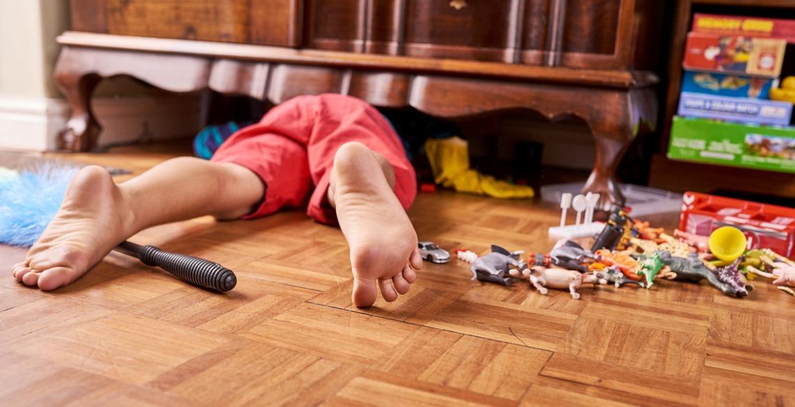 5 dicas práticas para organizar a bagunça das crianças