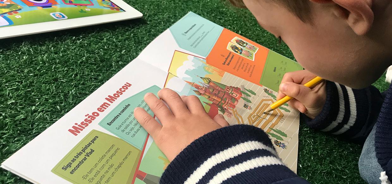 8 atividades para educação infantil de imprimir e completar