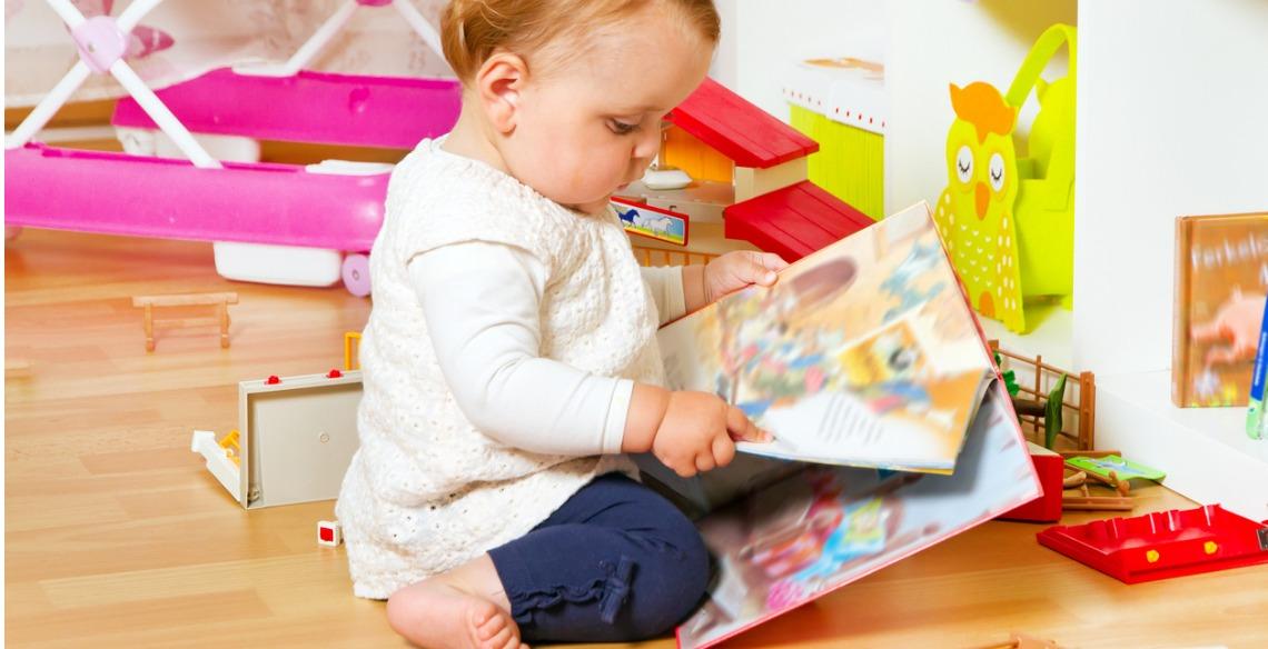 7 dicas para estimular o desenvolvimento do seu bebê com livros