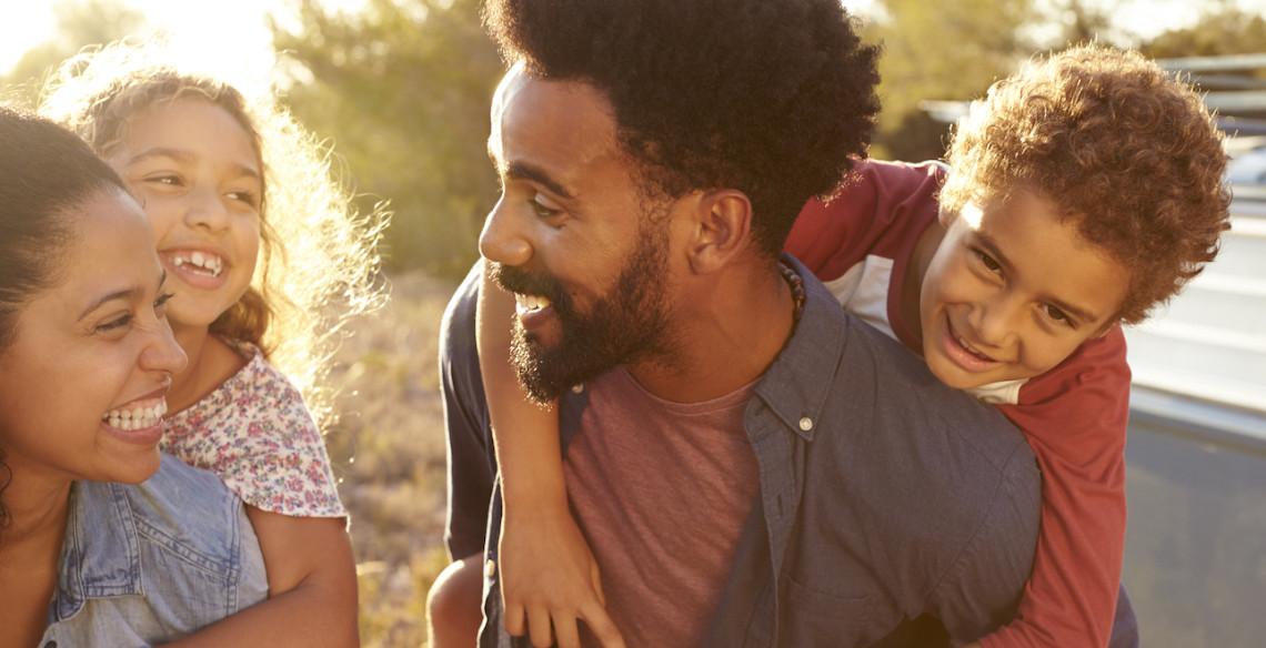5 benefícios de viajar com as crianças nas férias