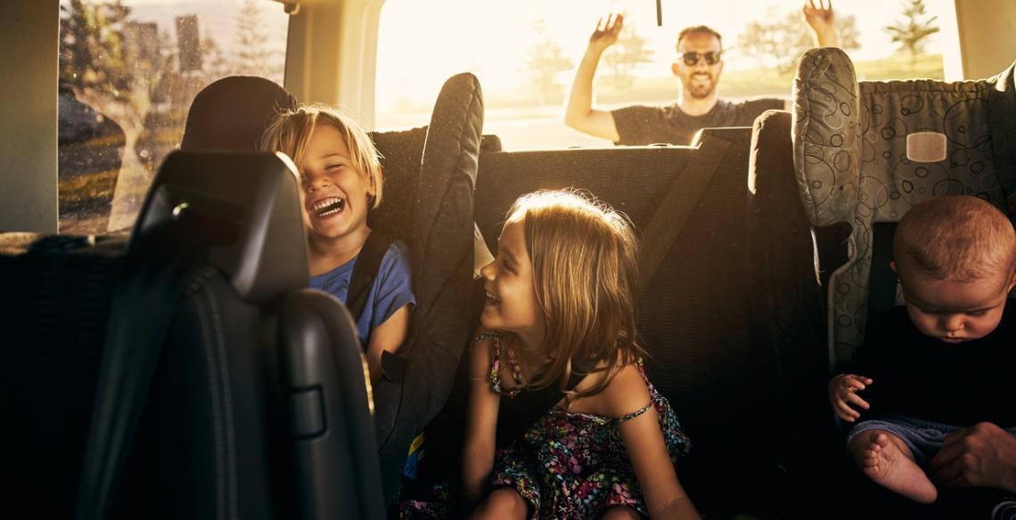 8 destinos brasileiros para viajar com as crianças nas férias