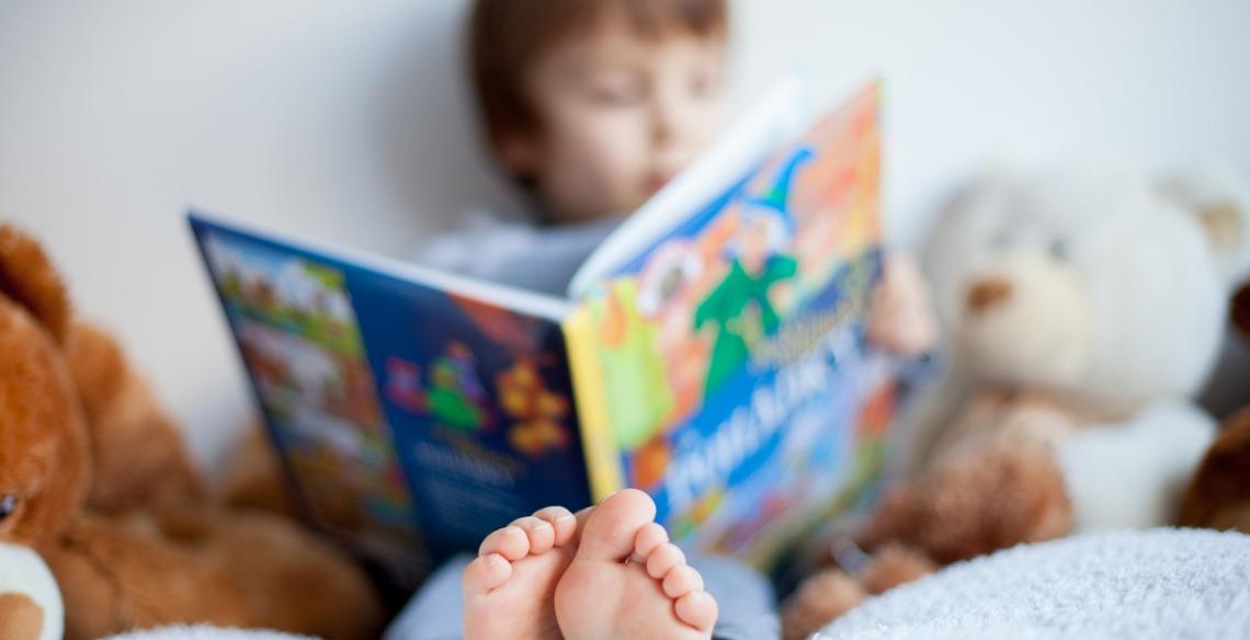Como criar uma rotina de leitura especial para cada idade