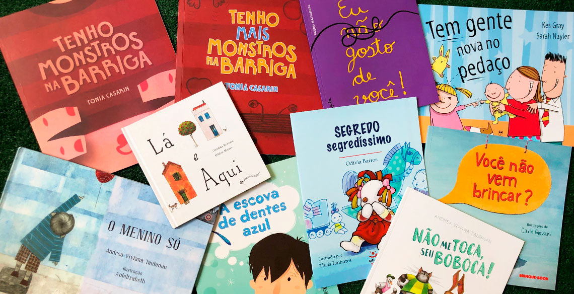 13 livros infantis que irão fazer a diferença na prática de psicólogos