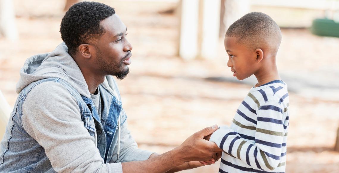 A importância de dizer não para as crianças