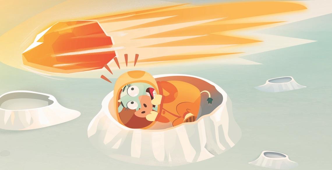 7 curiosidades sobre o espaço que os pequenos vão adorar