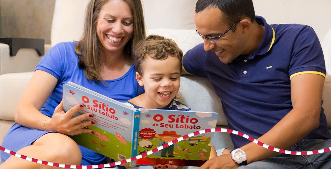 Novo Plano Leiturinha: Incentive seu pequeno a ler por menos de R$1 por dia!