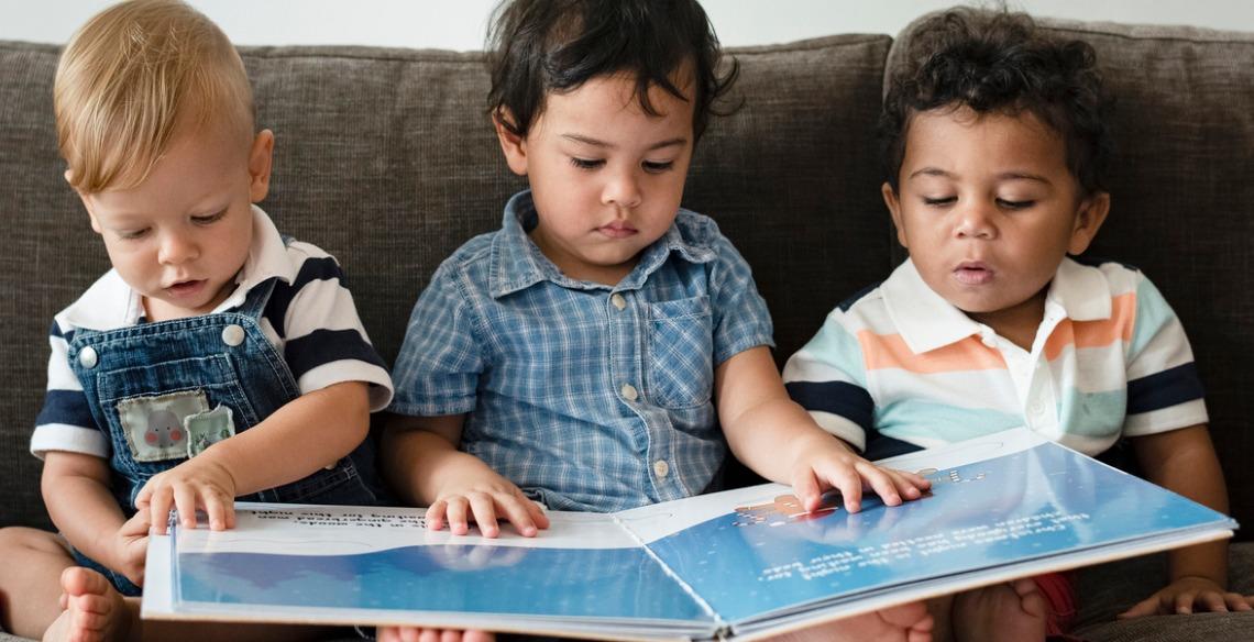 Criança que lê é outra história