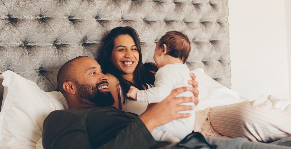 A importância do parceiro no momento da amamentação e introdução alimentar do bebê