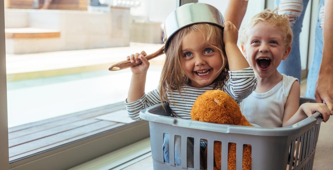 Tempo junto: 10 ideias de atividades para fazer com as crianças