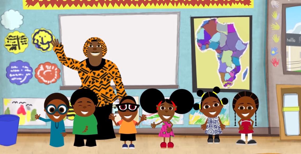 Bino e Fino: um desenho cheio de representatividade negra