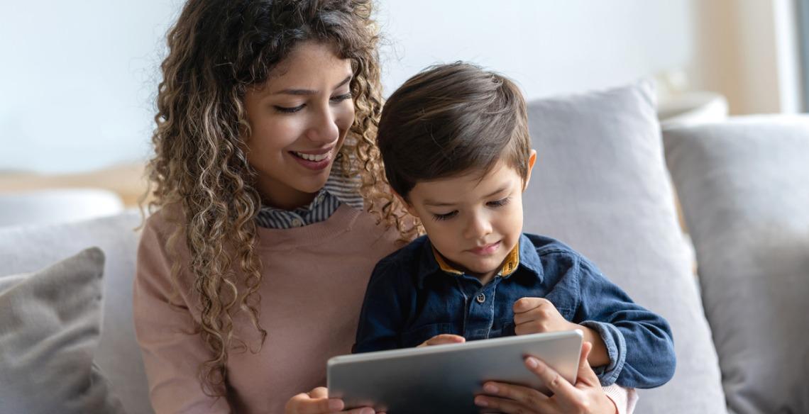 Aplicativos para crianças: como você utiliza em sua casa?