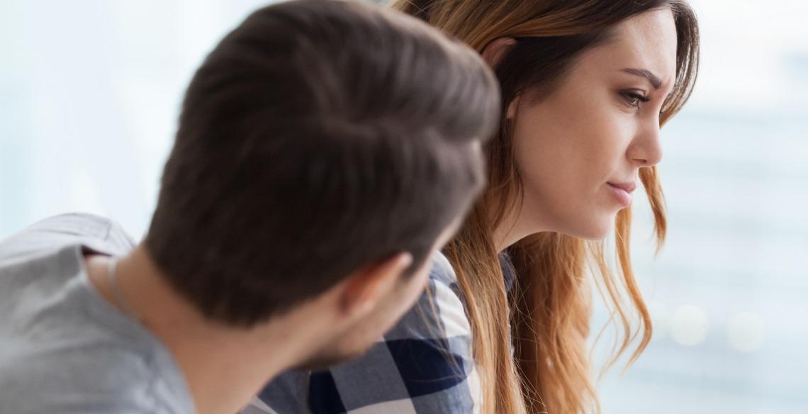 Discutir na frente dos filhos é sempre um problema?