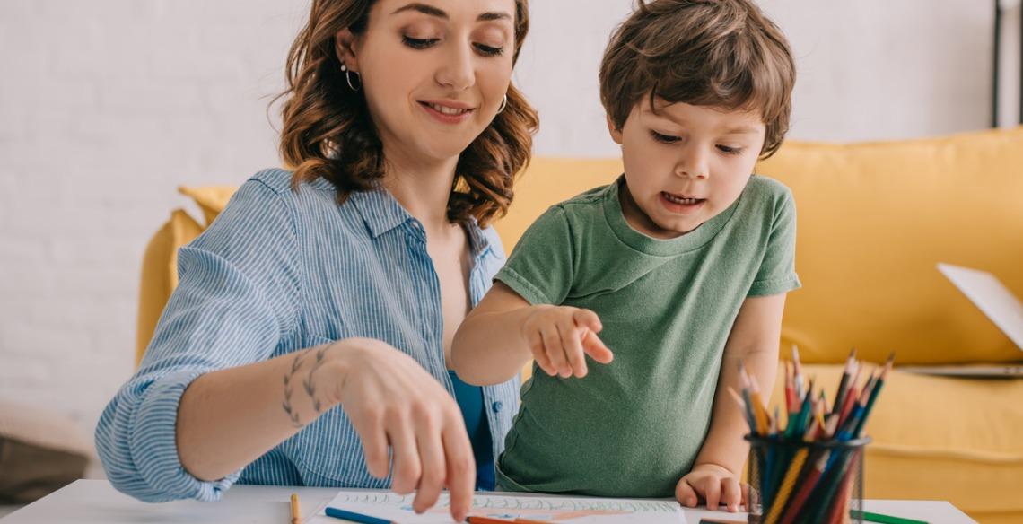 O que um psicólogo infantil pode fazer por seu pequeno?