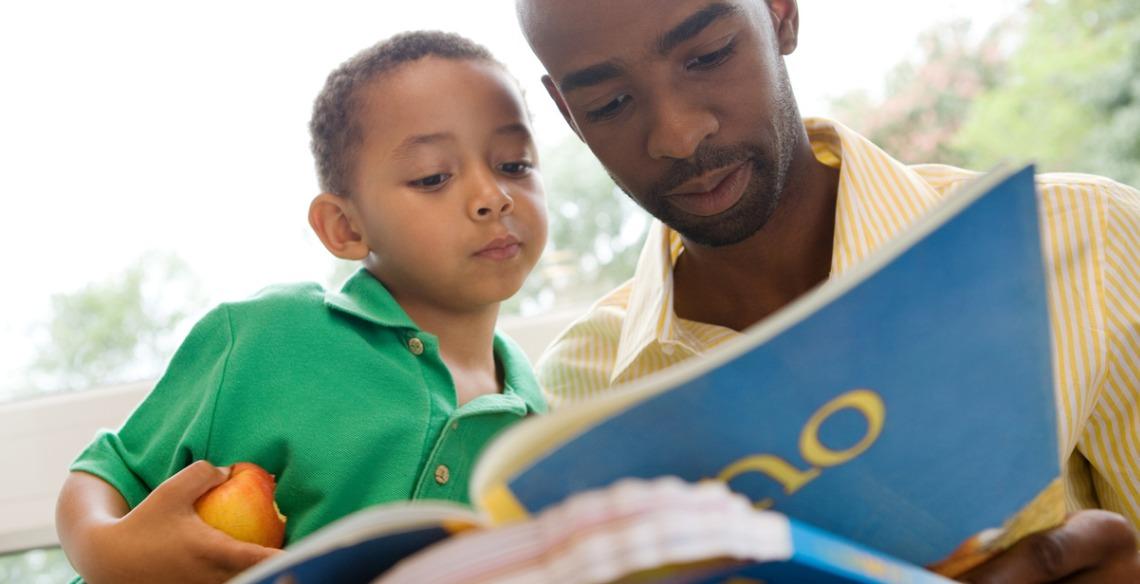 E quando não temos tempo para ler com os filhos?