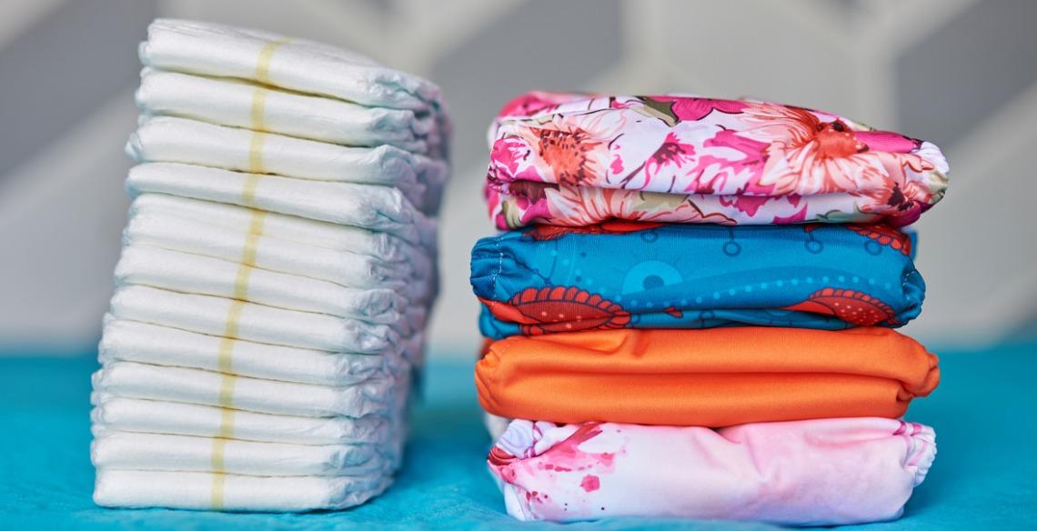 Fraldas ecológicas: as fraldas de pano voltaram?