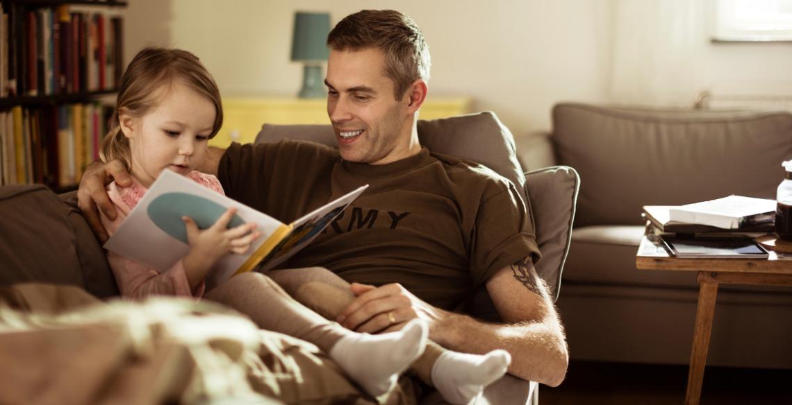 Ler para as crianças melhora o desempenho escolar