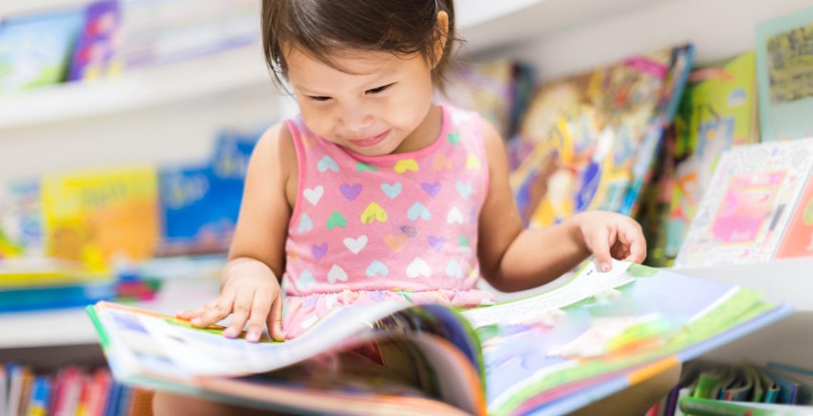 Dicas para montar sua biblioteca infantil em casa