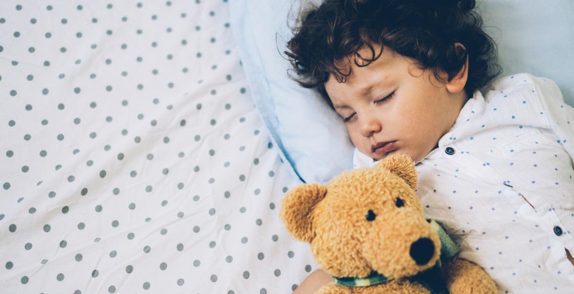 5 dicas para ajudar no sono das crianças