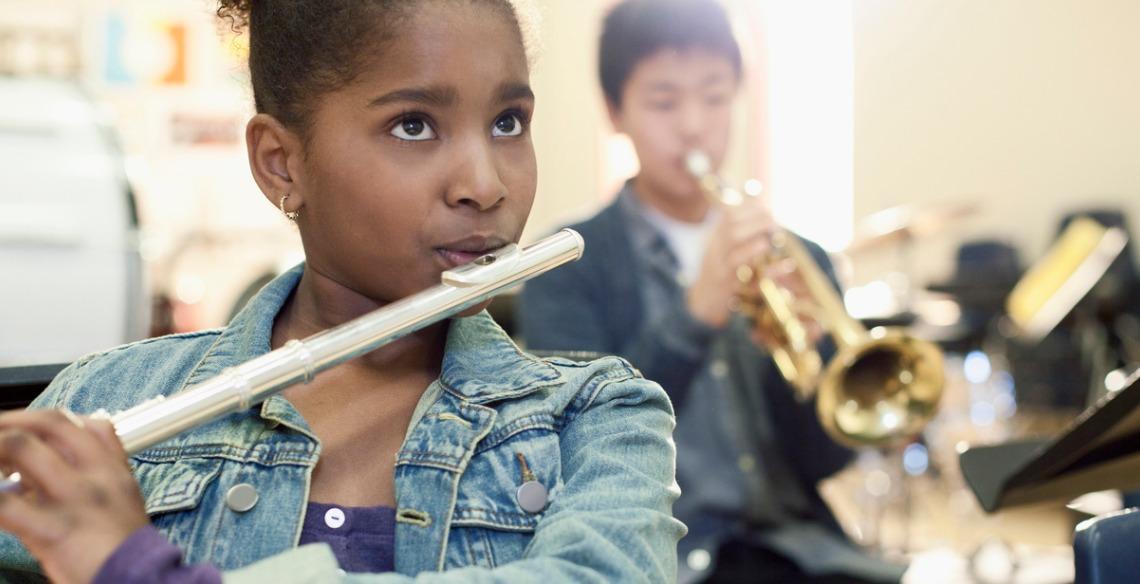 Como escolher um instrumento musical para seu filho?