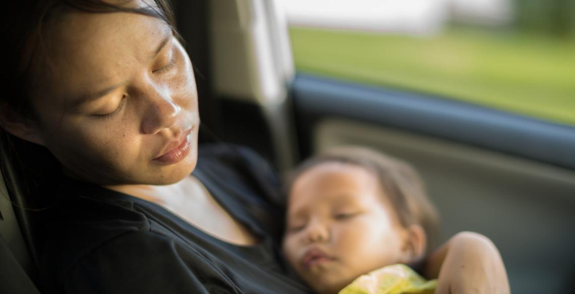 Precisamos falar sobre saúde mental materna