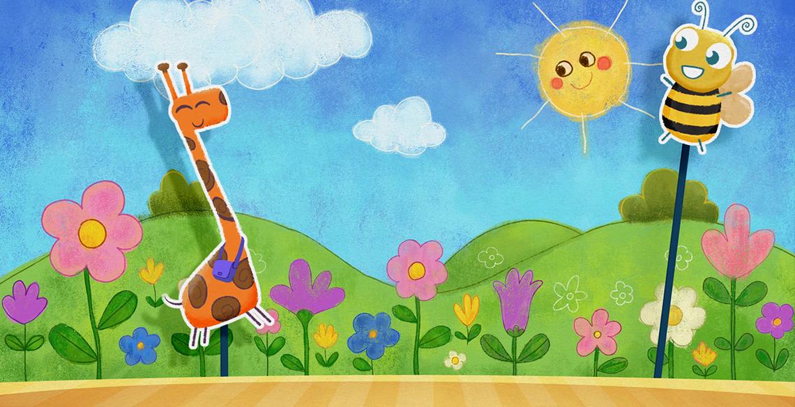 Lançamento PlayKids traz teatro de fantoche para crianças