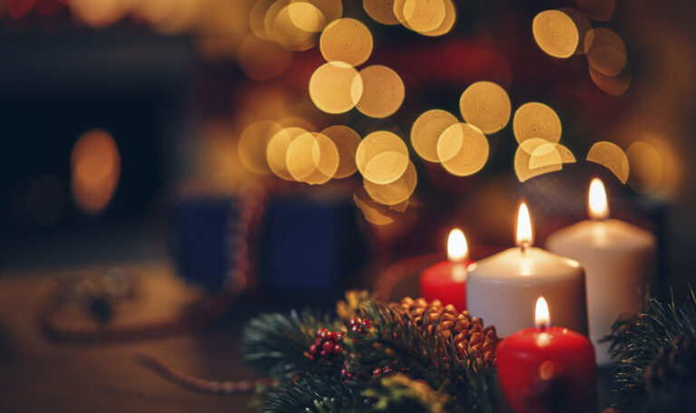 Contos de Natal: Vela de Natal