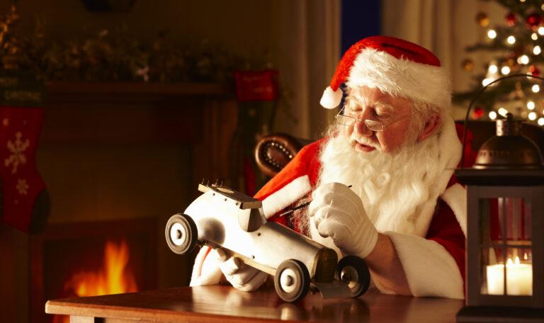 Contos de Natal: o sonho do Papai Noel