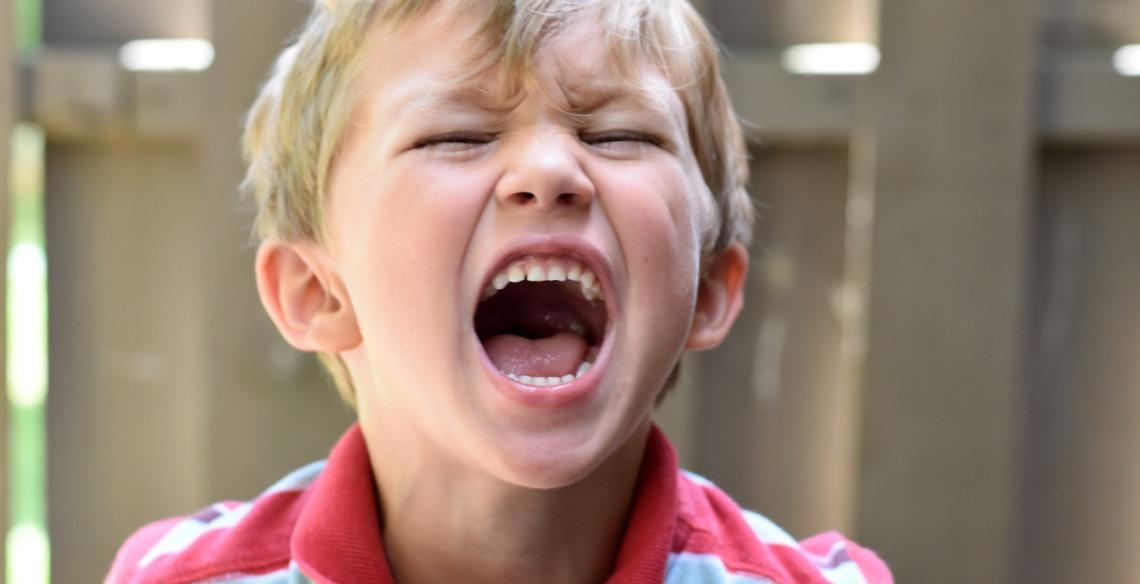 O que fazer quando meu filho me desafia?
