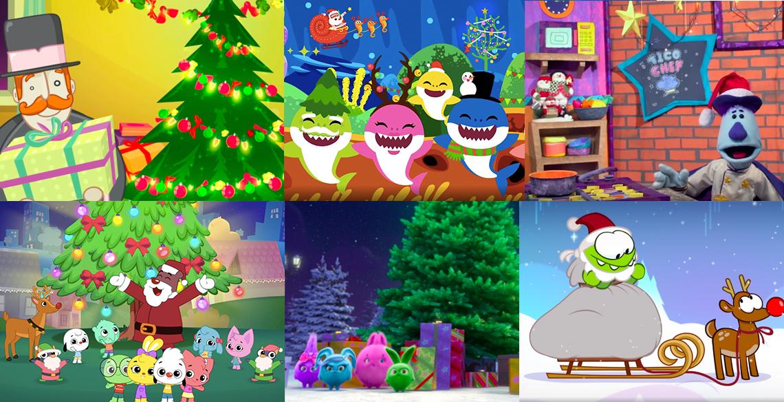 10 desenhos de Natal para assistir com seu pequeno