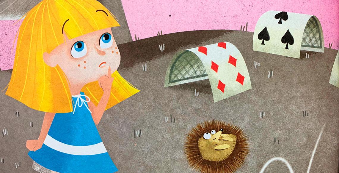 A história da Alice no País das Maravilhas como você nunca viu