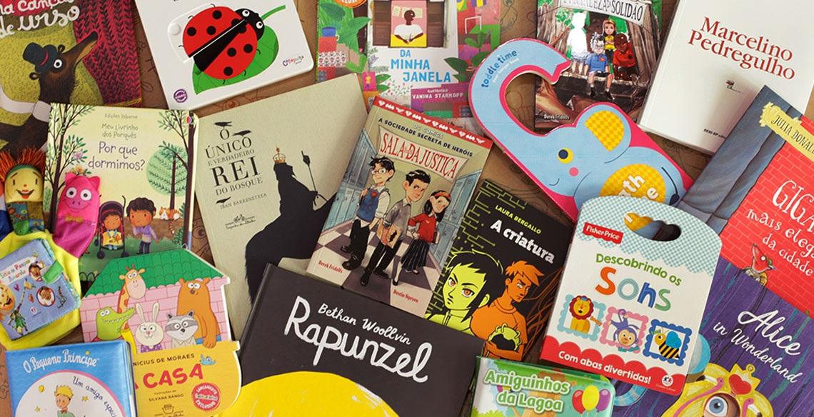 Os 30 melhores livros infantis de 2019
